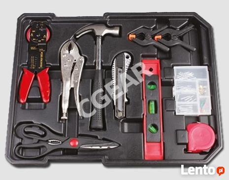 Zestaw narzędzi w walizce 189elem.