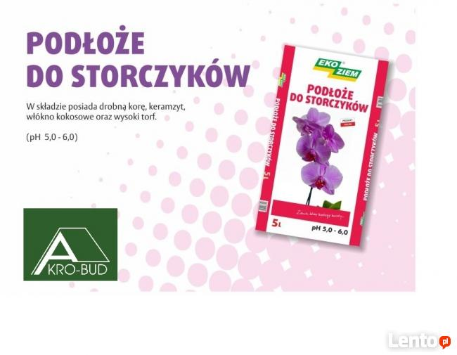 Podloze Do Storczykow 5l Ph 5 0 6 0 Podloza Dla Ogrodnictwa Krakow