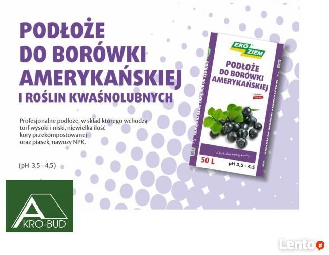 TORF KWAŚNY HARTMANN 250L pH 3,5-4,5 Podłoża Dla Ogrodnictwa