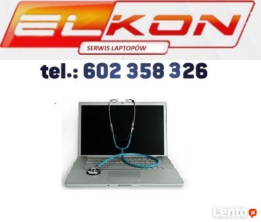 Elkon Serwis komputerowy Ursus 602-358-326 Darmowa diagnoza