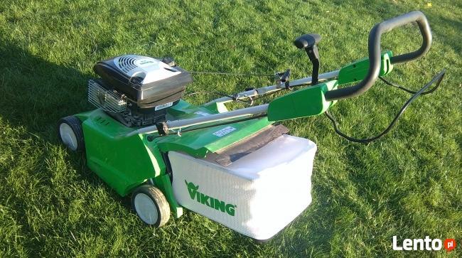 WERTYKULATOR Viking LB540 Wynajem Wypożyczalnia