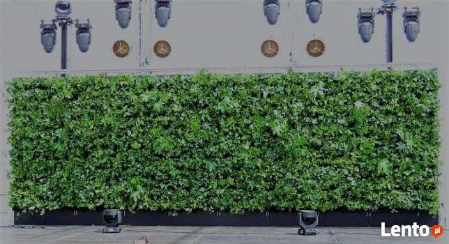 Ogród wertykalny wiszący Zielona ściana Model J8