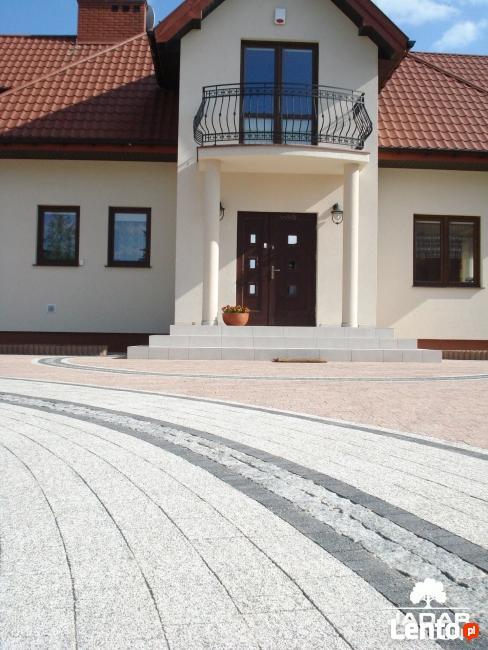 Granito Lux Płukana 60mm Kostka Brukowa Jadar w Akro-Bud