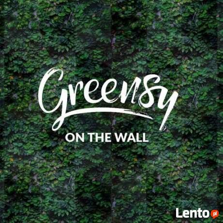 Ogród wertykalny wiszący Zielona ściana Model F9