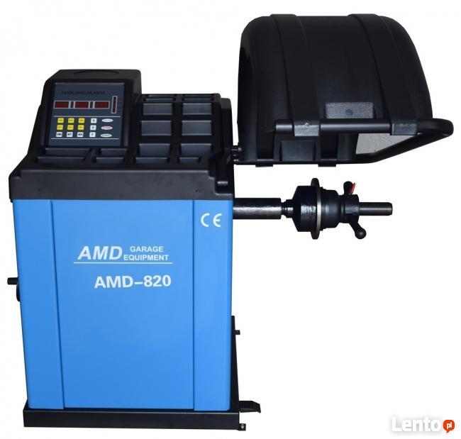 WYWAŻARKA DO KÓŁ OPON AMD U-820 AUTOMATYCZNA WULKANIZACJA