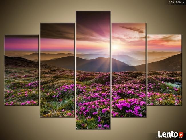 Piękny krajobraz, Canvas, Obraz na płótnie, dużo wzorów