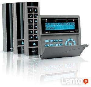 Alarm, monitoring, powiadomienie GSM, serwis, awarie