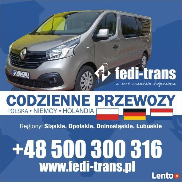 Bus do Niemcy,przewozy do Niemiec,Kraków,Śląskie