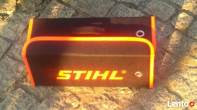 Akumulatorowe nożyce do cięcia krzewów i trawy Stihl HSA25 w