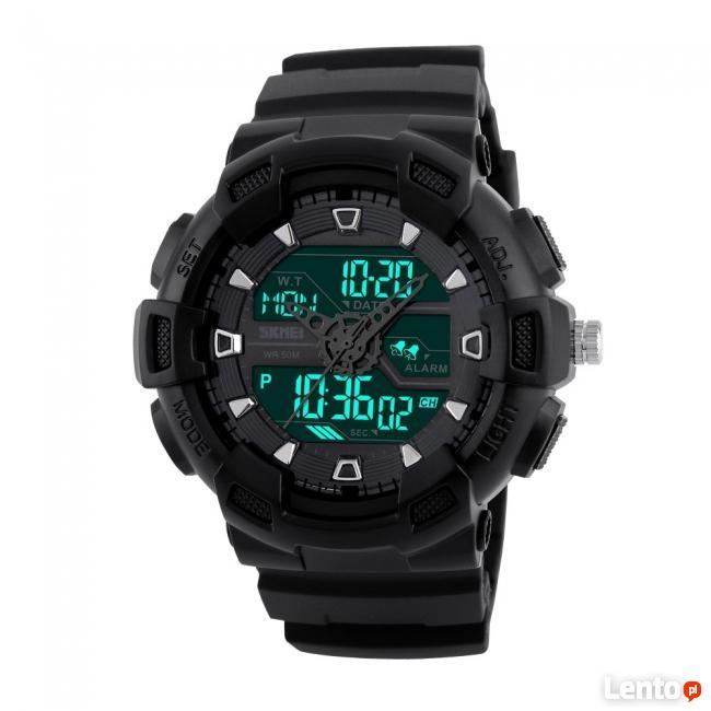 Męski zegarek wodoodporny S-SHOCK super wytrzymały 5 kolorów