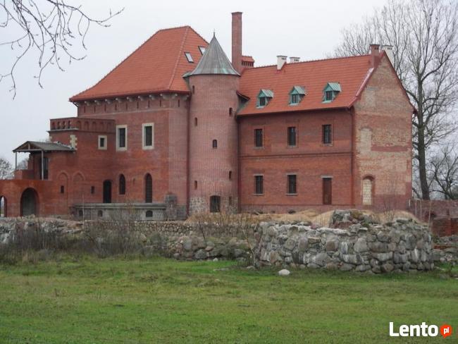 Atrakcyjna działka budowlana zabytkowy Tykocin