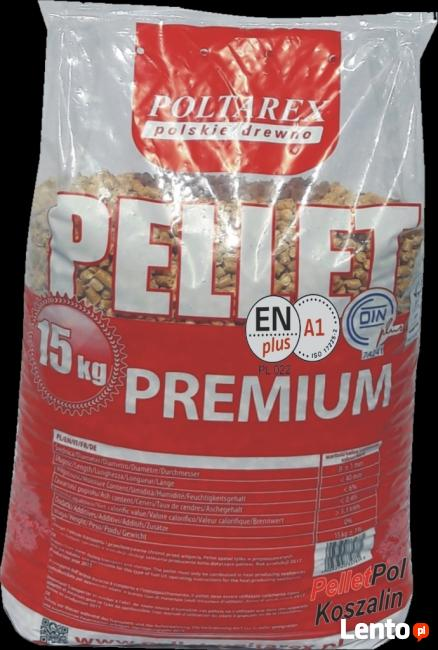 Pellet Poltarex 6/8 mm