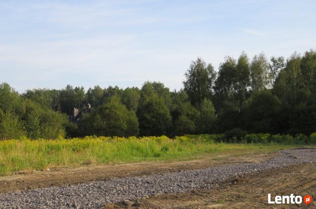 Działka Budowlana Zawiercie Centrum przy lesie