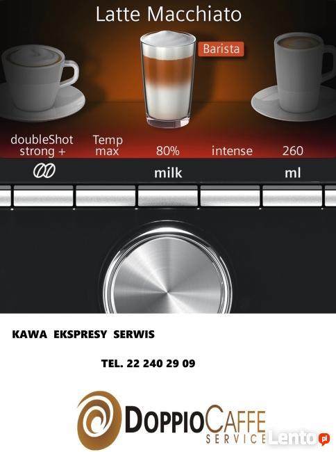 Serwis Ekspresów Siemens Warszawa