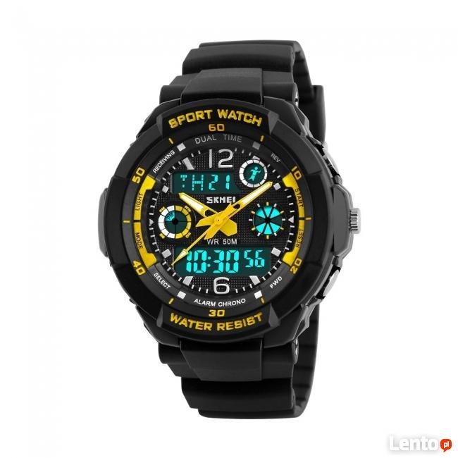 Dziecięcy zegarek małe wymiary wodoszczelny styl CASIO