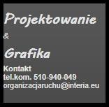 Projekty drogowe, zjazdów z dróg, projekty organizacji ruchu
