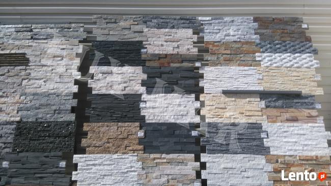 Panel Elewacyjny/ Kamień Naturalny/ Kamienie ogrodowe