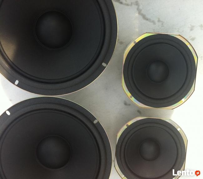 Tonsil Altus 200 głośniki GDN 25/80 oraz GDM 16/80 wymiana m