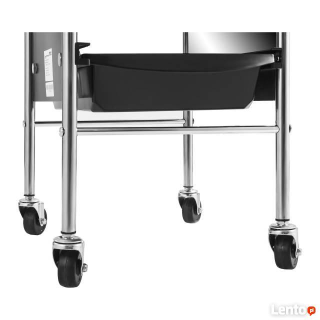 Mobilny wózek fryzjerski 5-poziomowy pomocnik