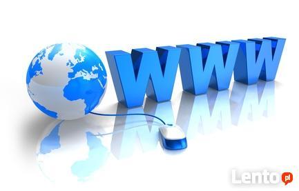Strony internetowe - 159zł netto - strony responsywne