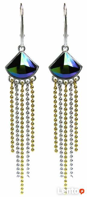 Komplet Ślubny Swarovski Crystal - na prezent!
