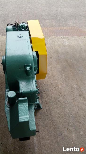 Nożyce mechaniczne do cięcia prętów produkcji polskiej ZREMB