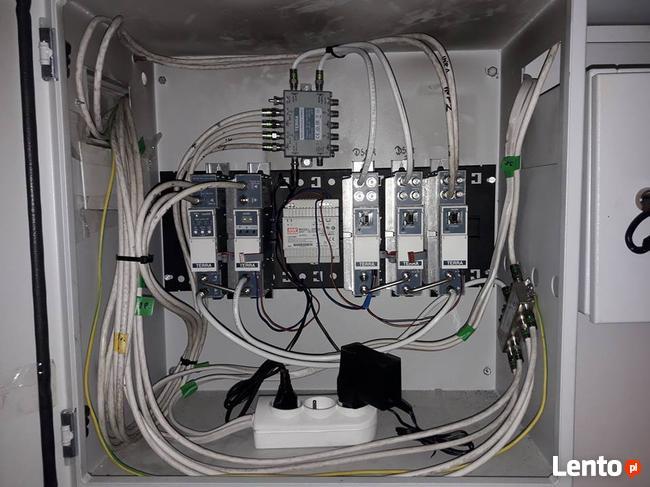 Instalacje teletechniczne oferta dla Developera, wspólnoty.