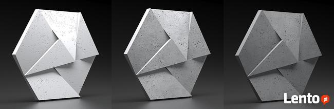 Panele ścienne 3D ZARIA - producent ZICARO