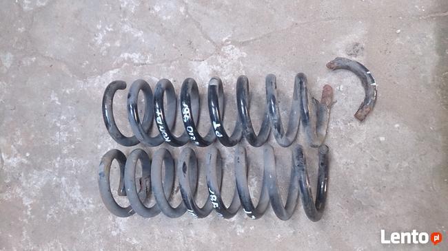 Komplet SPRĘŻYNY Tył Prawy i Lewy Mercedes W210 3.0 TD KOMBI