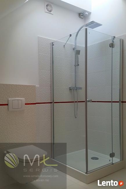 Montaż Kabin Prysznicowych Warszawa