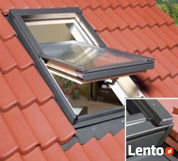 Okno okna dachowe o wymiarze 55X78 cm komplet
