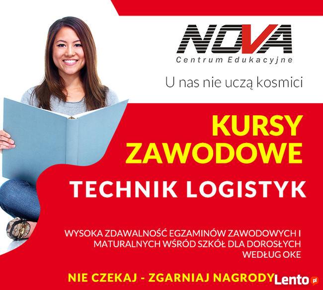 Technik logistyk - NABÓR ROZPOCZĘTY !