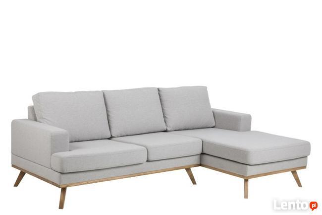 Nowoczesny designerski narożnik Grey 233 cm