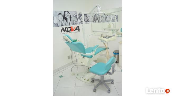 Asystentka stomatologiczna z ortodoncją
