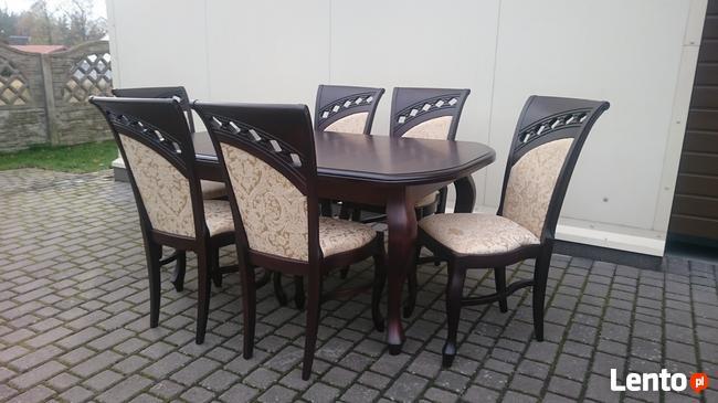 Krzesło Tapicerowane Stylowe Modne Do Salonu Producent Kraków