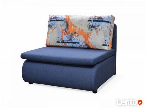 Rozkładana kanapa mała sofa 1 os.tapczan łóżko Kubuś