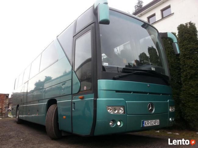Busy autobusy 8-50 osobowe wynajem Kaków,przewóz osób Kraków