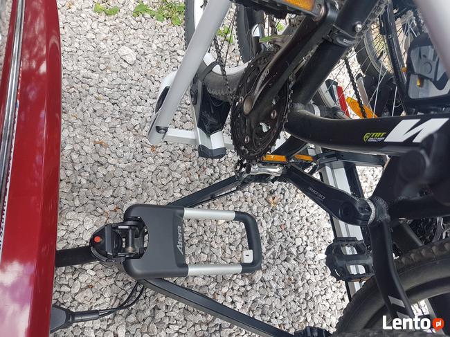 BAGAŻNIK ROWEROWY na hak, Platforma na rowery, wypożyczę
