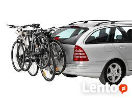 BAGAŻNIK ROWEROWY na hak na 2-3-4 rowery, wynajmę wypożyczę