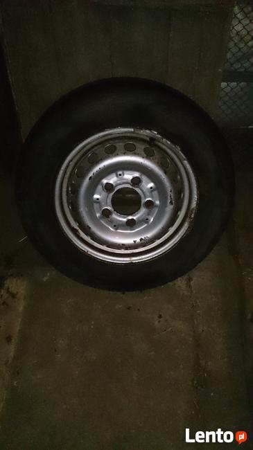 Koło 5x130 Opona 19570 R15c Mercedes Sprinter Lt I Inne Zawiercie