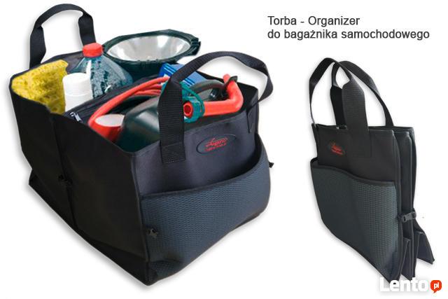 Torba Organizer samochodowy do bagażnika