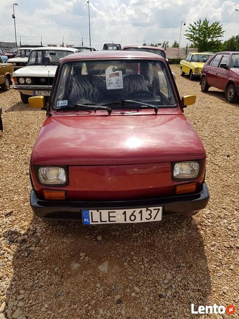Chłodny FIAT 126p Biała Podlaska RW82