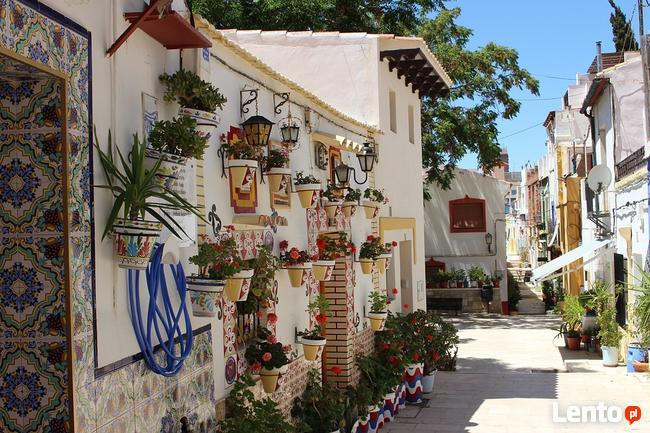 Pokój Dwuosobowy w Alicante-Hiszpania,Przedłużenie lata !!!