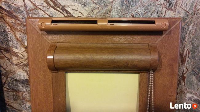 nawiewki okienne napowietrzniki wywiewki wentylacja MONTAŻ