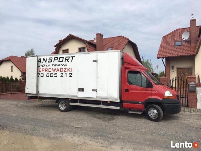 Unikalne PRZEPROWADZKI GORZÓW TRANSPORT tel. 570-605-212 Gorzów Wielkopolski EM53