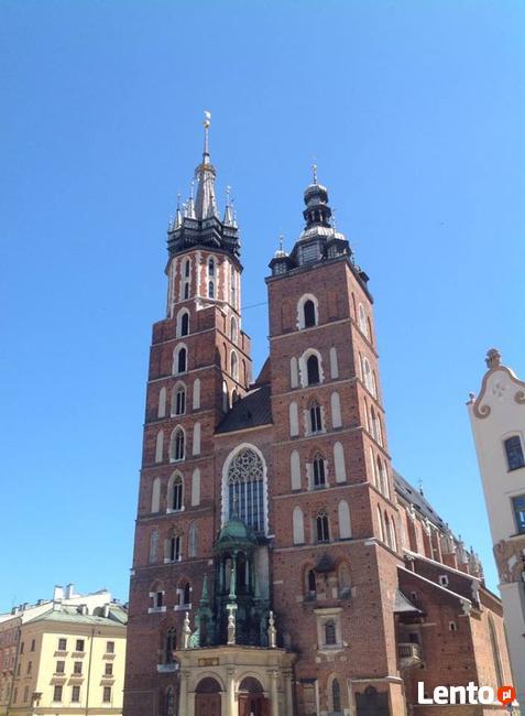 Wycieczka szkolna do Krakowa -oferta Biura Podróży Geotour