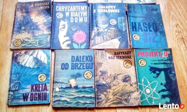 Legendarne książeczki z serii żółty Tygrys