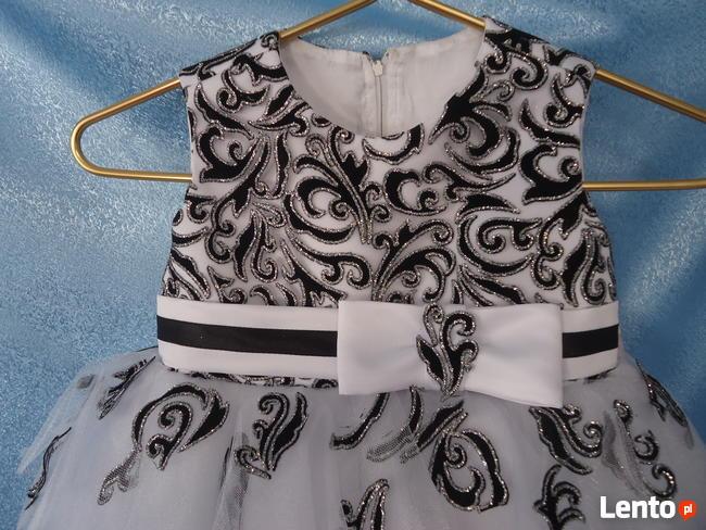 Elegancka sukienka dla dziewczynek