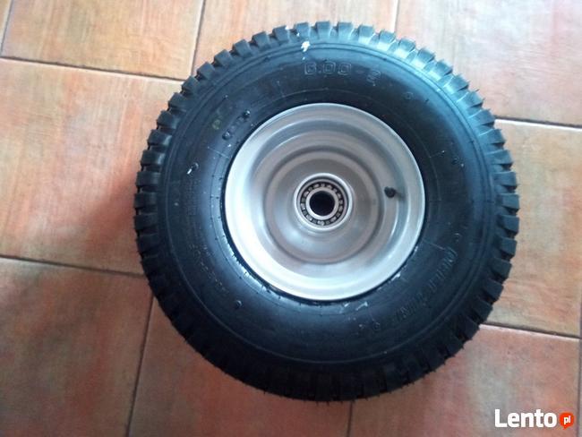 Domek holenderski koło kółko oś fi35 2750kg 6.00-9