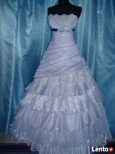 Nowa suknia ślubna. Nowa. Rozmiar 38-40